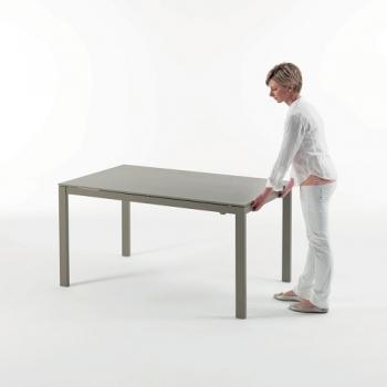 Designové rozkládací stoly Eos