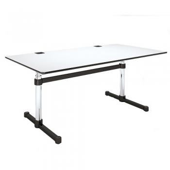 Designové výškově nastavitelné stoly Kitos Meeting