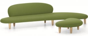 Designové sedačky Freeform Sofa