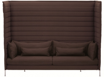 Designové sedačky Alcove Sofa Extra Highback