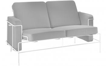 Designové zahradní sedačky Traffic Sofa 2