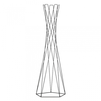 Designové stojanové věšáky Basket
