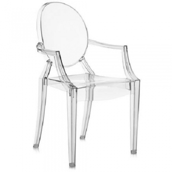 Designové dětské židle Lou Lou Ghost