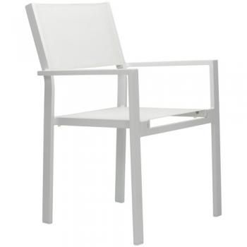 Designové zahradní židle Cubic