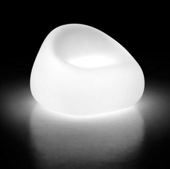 Designová zahradní křesla Gumball Armchair Light