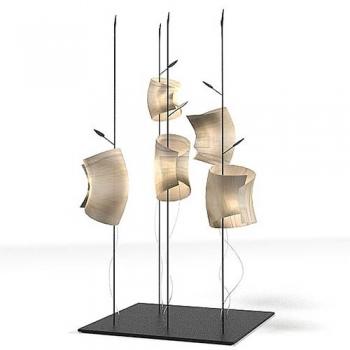 Designové stolní lampy Mahbruky