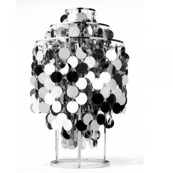 Designové stolní lampy Fun Metal