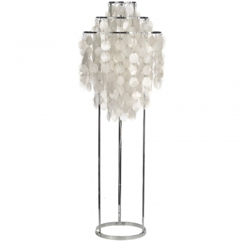 Designové stojací lampy Fun Mother of Pearl