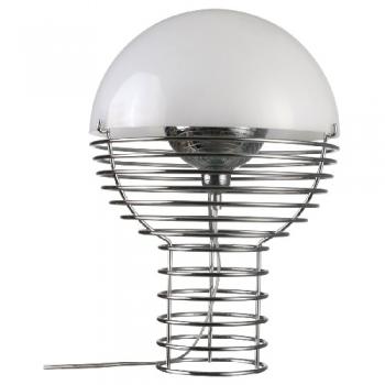 Designové stojací lampy Wire