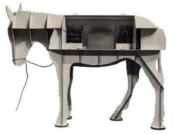 Designové kancelářské stoly Maturin