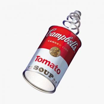 Designová nástěnná svítidla Canned Light