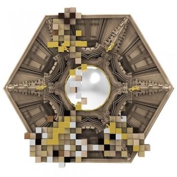 Designová zrcadla Piccadilly Mirror