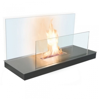 Designové krby Wall Flame II