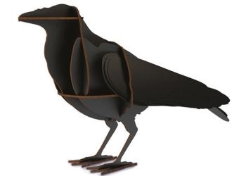 Designové dekorace Ravens - Edgar