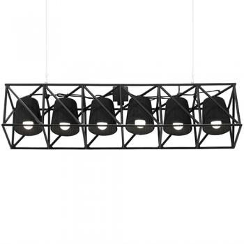 Designová závěsná svítidla Multilamp Line