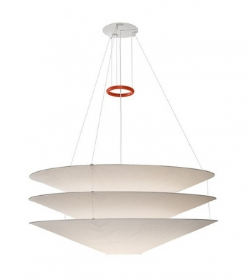Designová závěsná svítidla Floatation