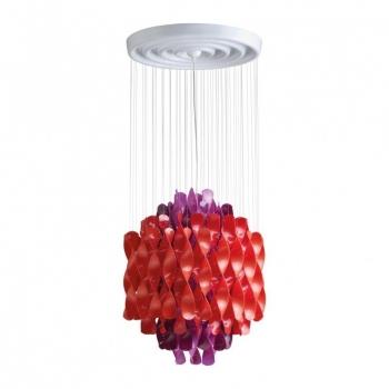 Designová závěsná svítidla Spiral Multicolor