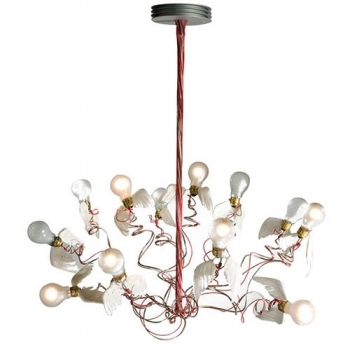 Designová závěsná svítidla Birdie