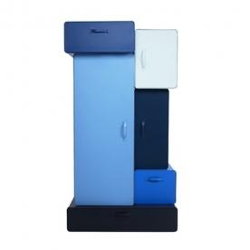 Designové skříně Valises