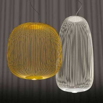 Foscarini designová závěsná svítidla Spokes 2