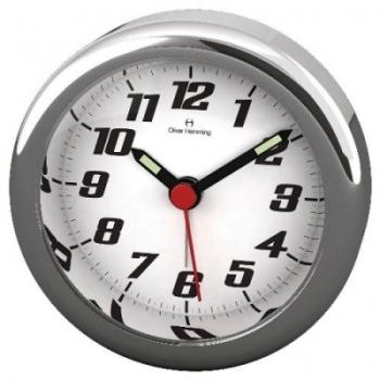 Designové stolní hodiny Oliver Hemming alarm clock
