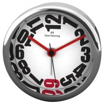 Designové stolní hodiny Oliver Hemming alarm clock III