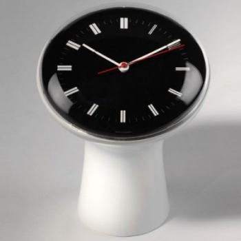 Designové stolní hodiny Mangiarotti