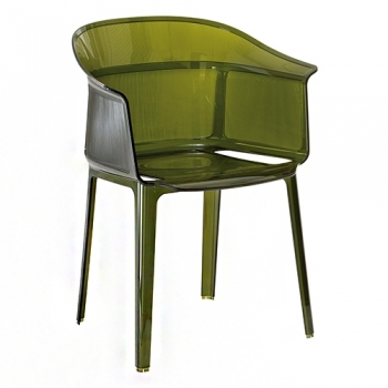 Designové zahradní židle KARTELL Papyrus