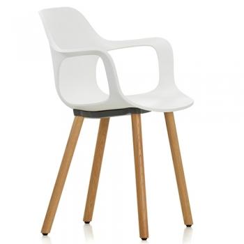 Designové židle Hal Armchair Wood