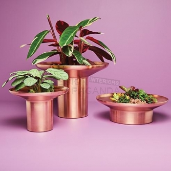 Designové květináče Funnel