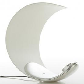 Designové stolní lampy Curl