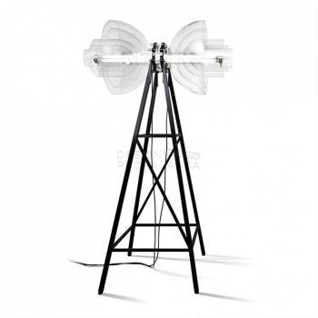 Designové stojací lampy Transmission