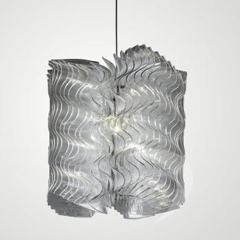Designová závěsná svítidla Plisse Cloud