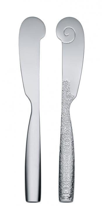 Designové nože na máslo Dressed Butter knife