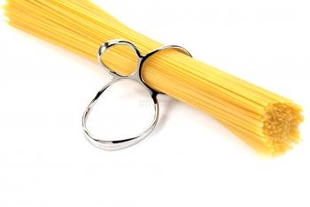 Designová odměrka na špagety VOILE