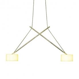 Designová závěsná svítidla Twin