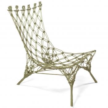 Designová křesla Knotted Chair