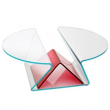 Designové konferenční stoly Plissé