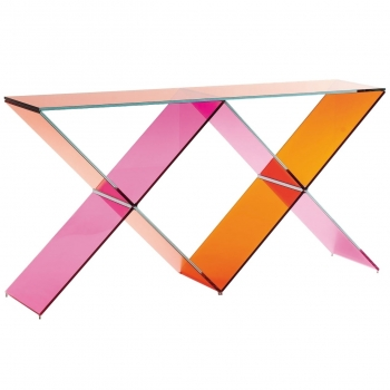 Designové odkládací stolky XX