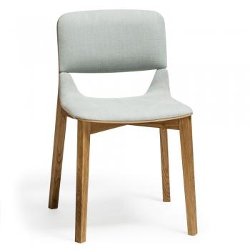 Designová židle Leaf Upholstered