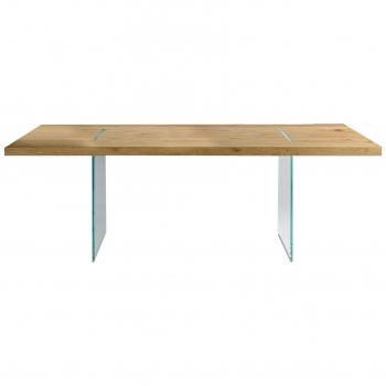 Designové jídelní stoly Tavolante Aged Oak