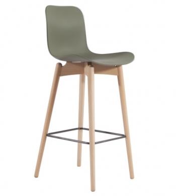 Designové barové židle Langue bar chair