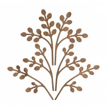 Designové aroma listy pro difusér The Five Seasons