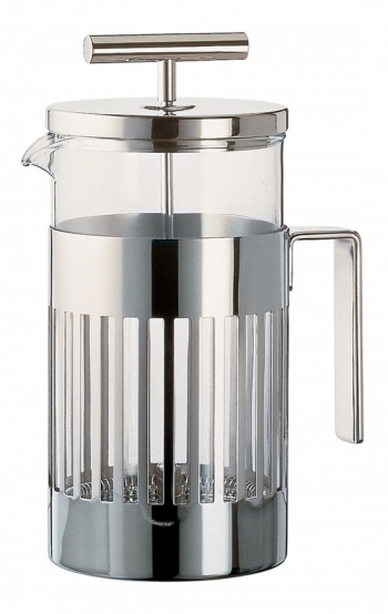 Designové kávovary press filter Rossi