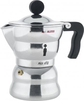 Designové kávovary Moka Alessi
