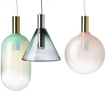 Designová závěsná svítidla Phenomena