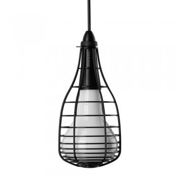 Designová závěsná svítidla Cage Mic