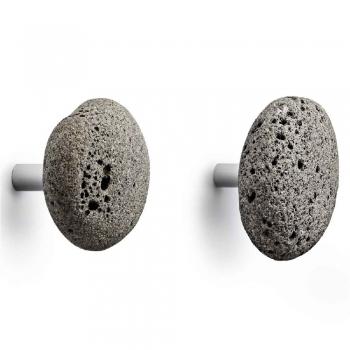 Designové věšáky Stone Hooks
