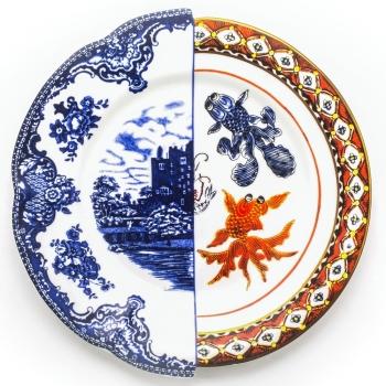 Designové talíře Hybrid Plate