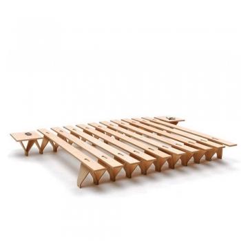 Designové postele Lieg